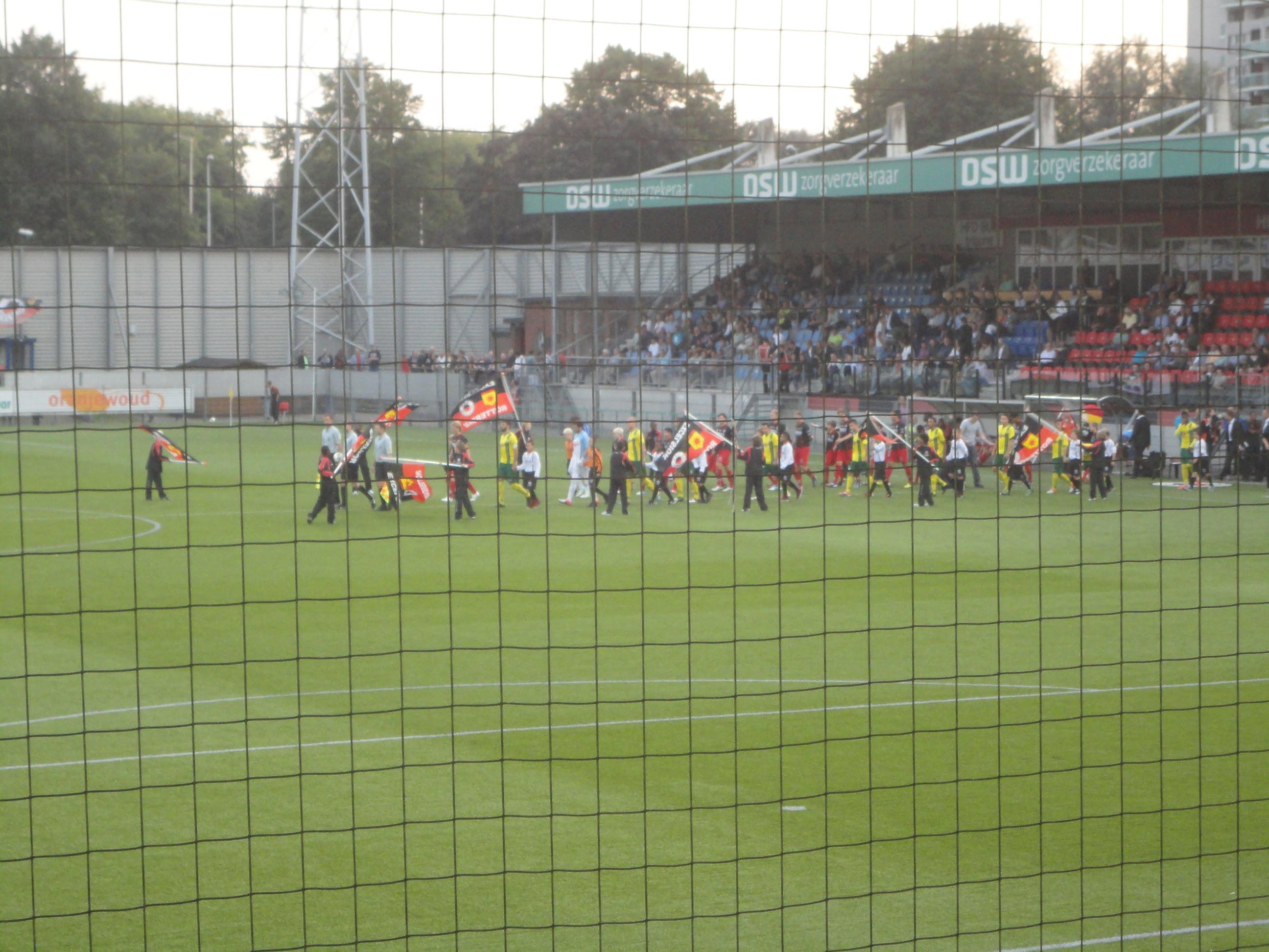 Excelsior 3 Fortuna Sittard 0