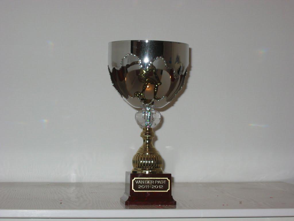 Uitreiking Van der Padt trofee 2011/2012