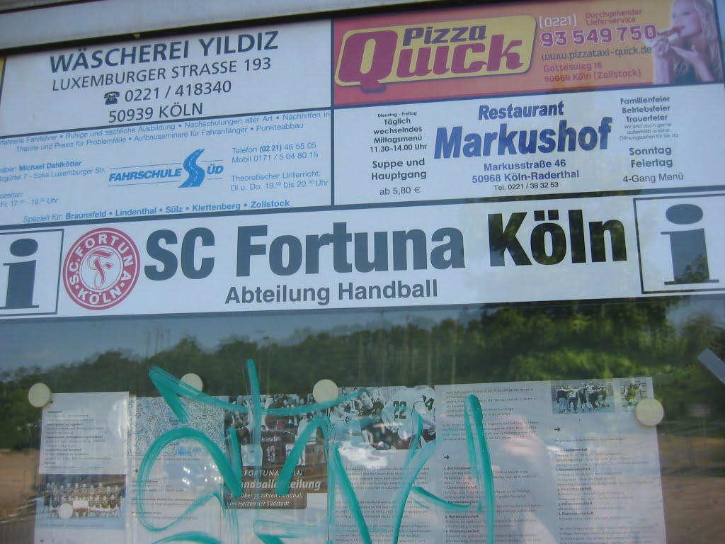 SC Fortuna Köln 4 Fortuna Sittard 0