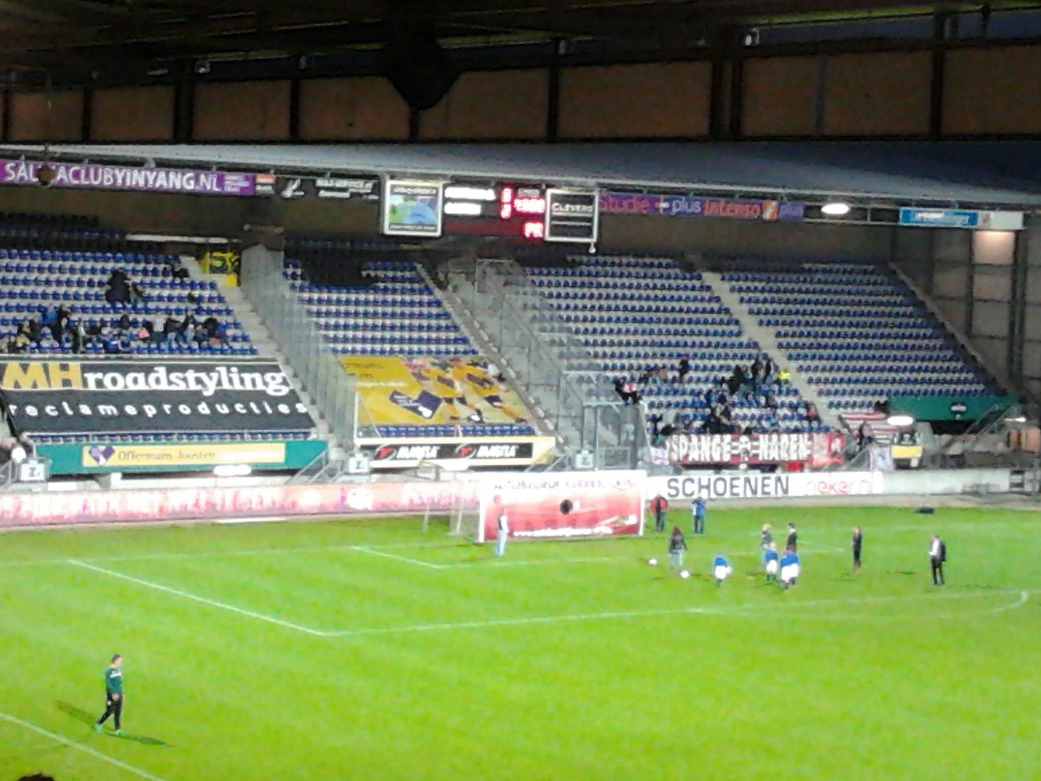 Fortuna Sittard 0 Sparta 3