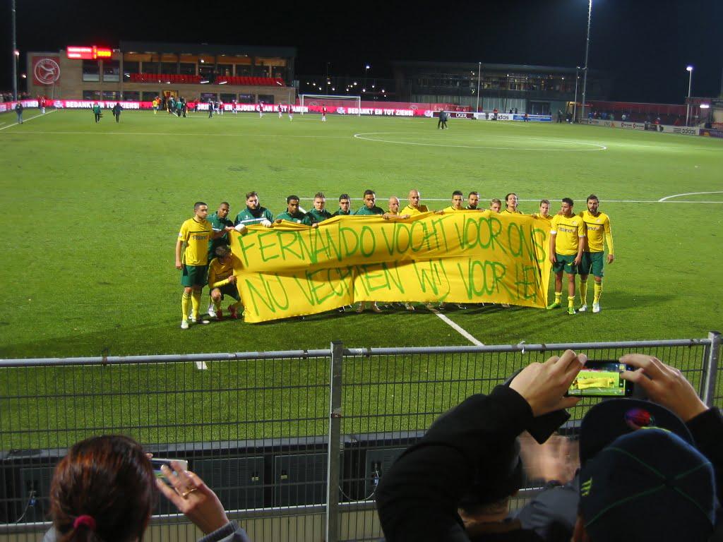 Almere City FC 1 Fortuna Sittard 1