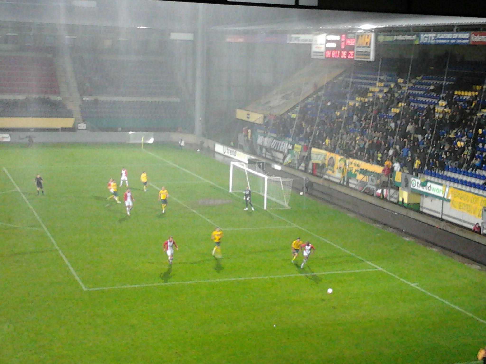 Fortuna Sittard 2 FC Emmen 0