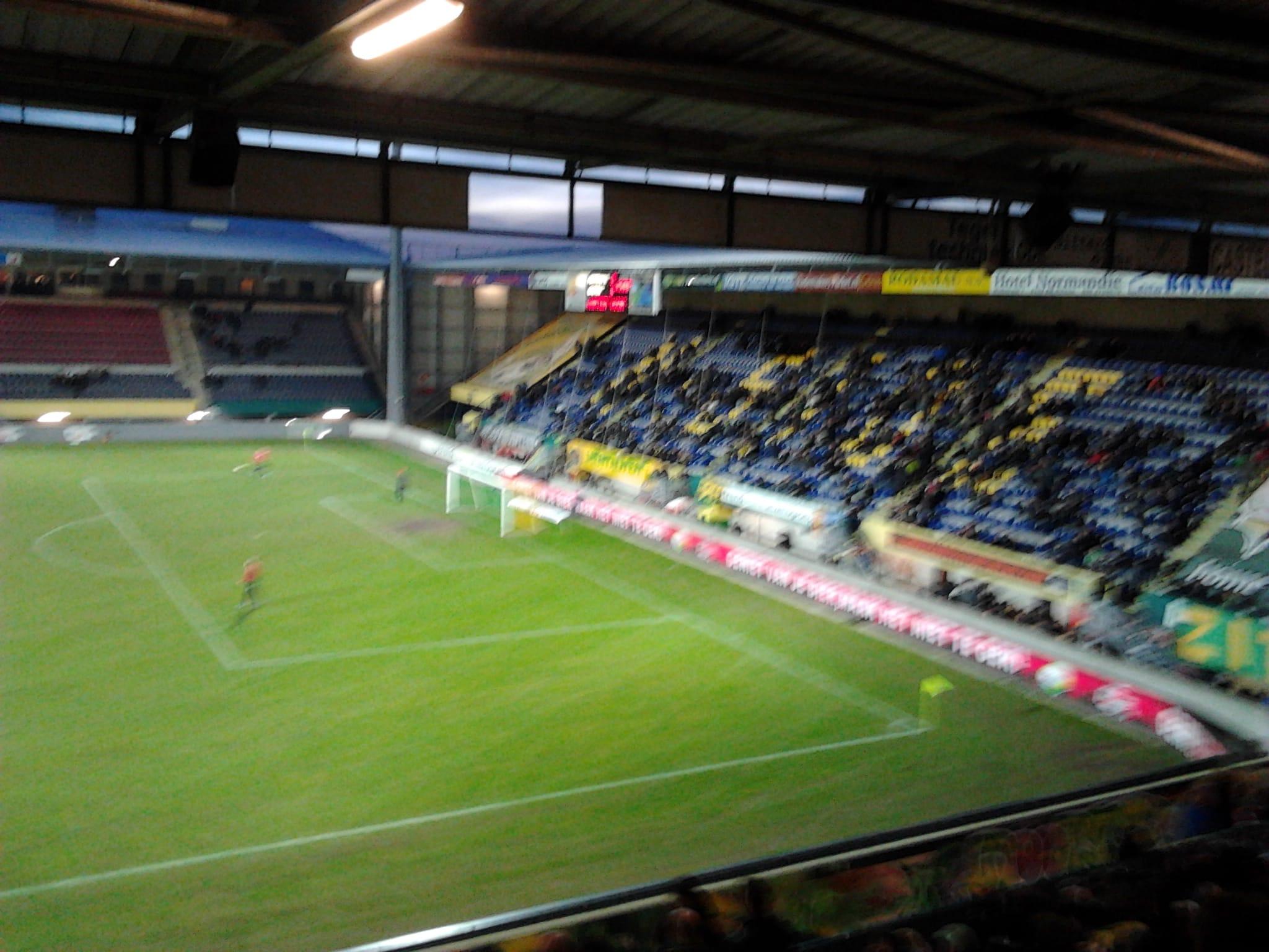 Fortuna Sittard 1 FC Oss 0