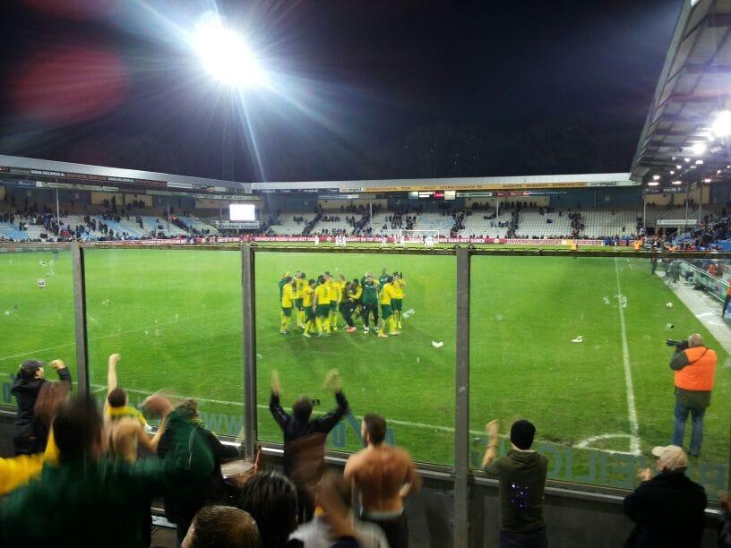 De Graafschap 0 Fortuna Sittard 1