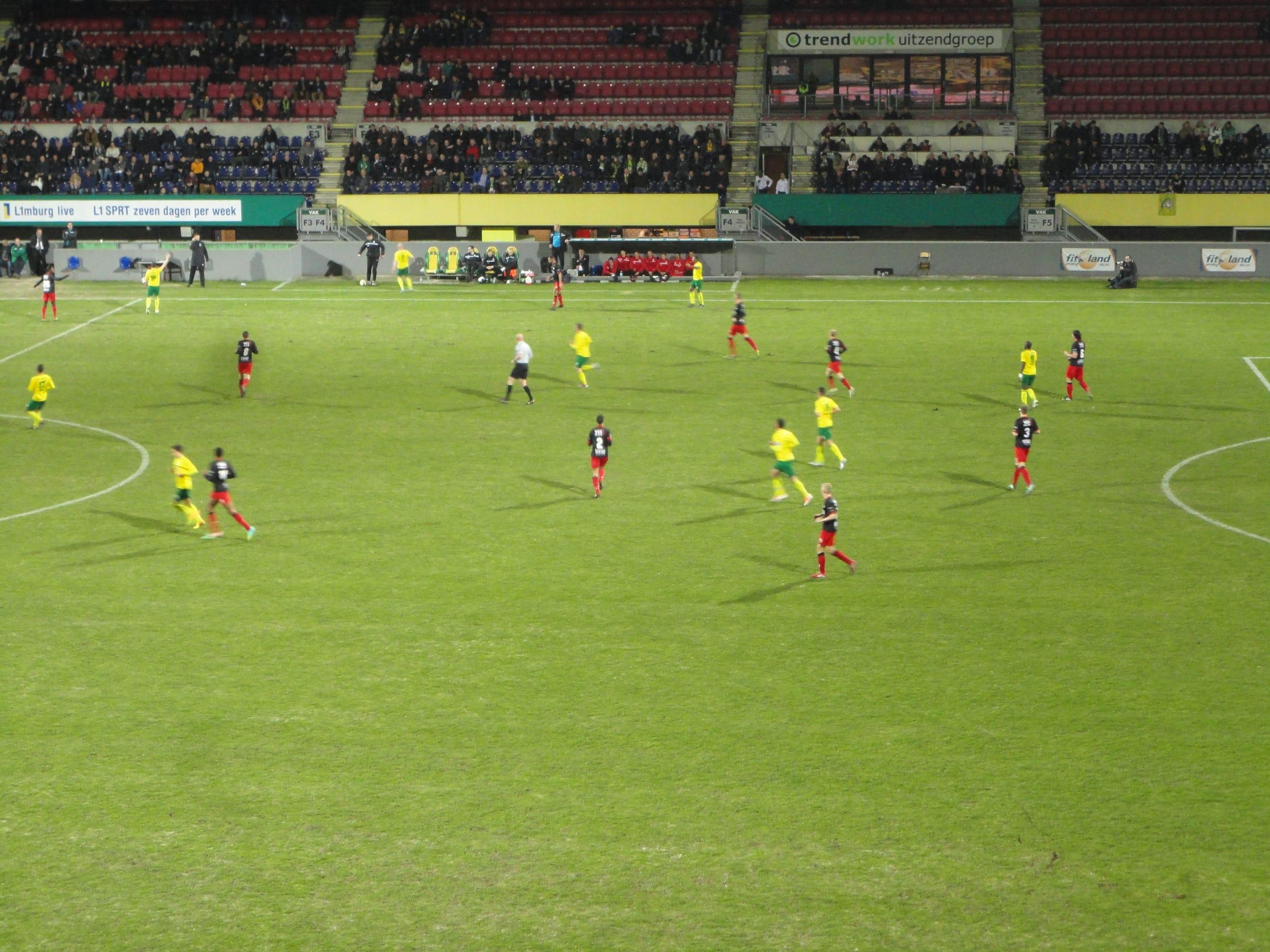 Fortuna Sittard 2 Excelsior Rotterdam 2