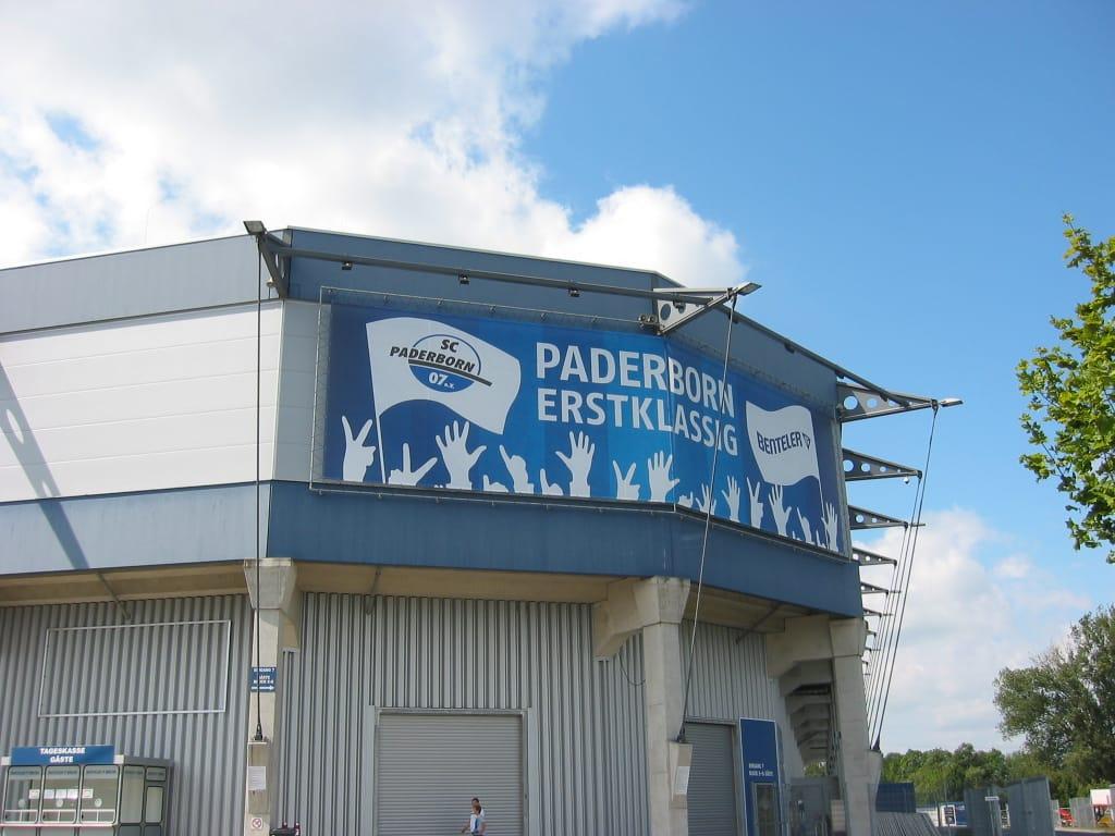 SC Paderborn 07 3 Everton FC 1