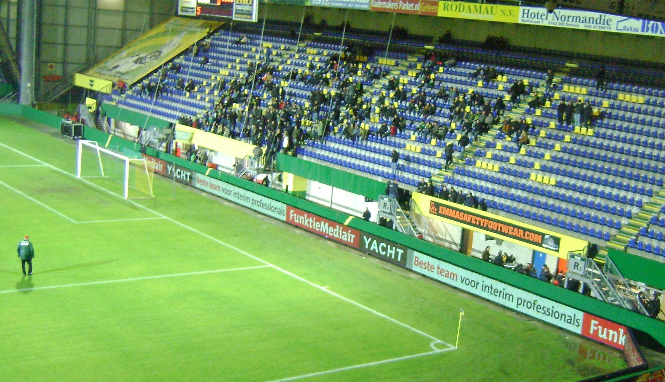 Fortuna Sittard 4 FC Oss 5