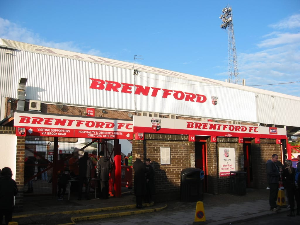 Lateral Boys go Brentford
