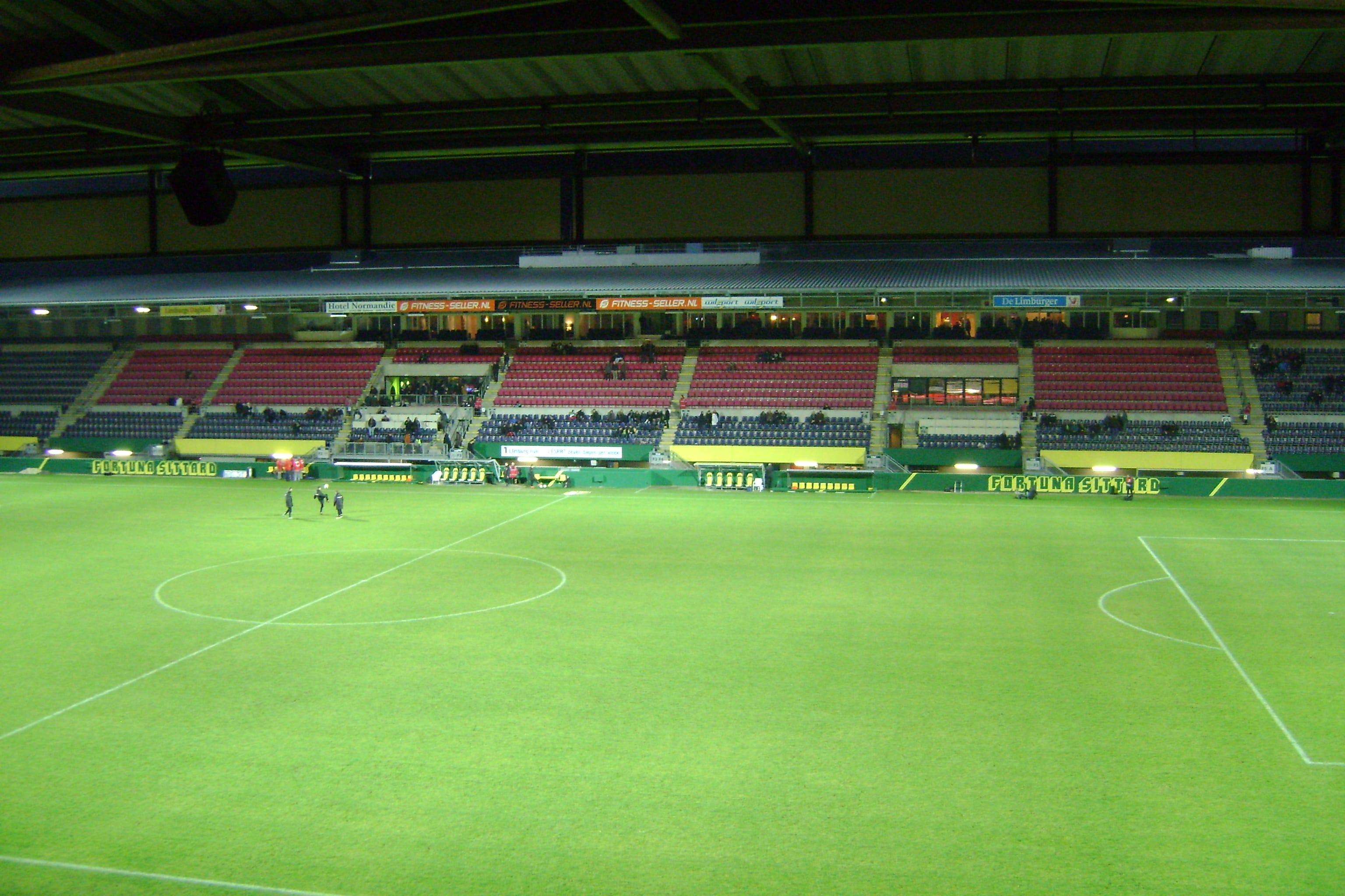 Fortuna Sittard 1 Helmond Sport 0