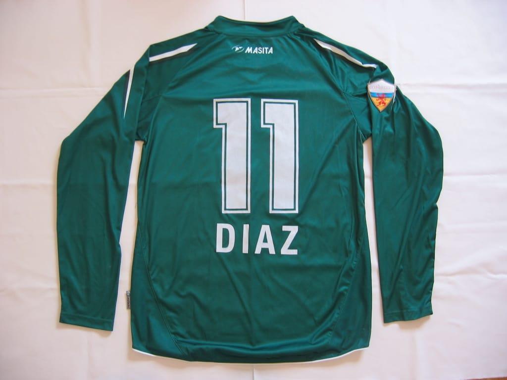 Kévin Diaz gestopt