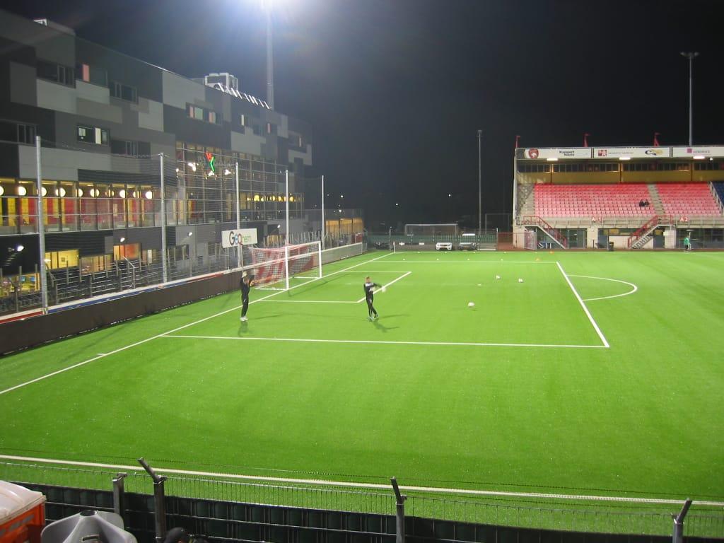 FC Oss 1 Fortuna Sittard 0