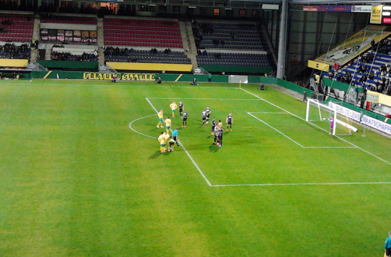 Fortuna Sittard 2 Jong FC Twente 2