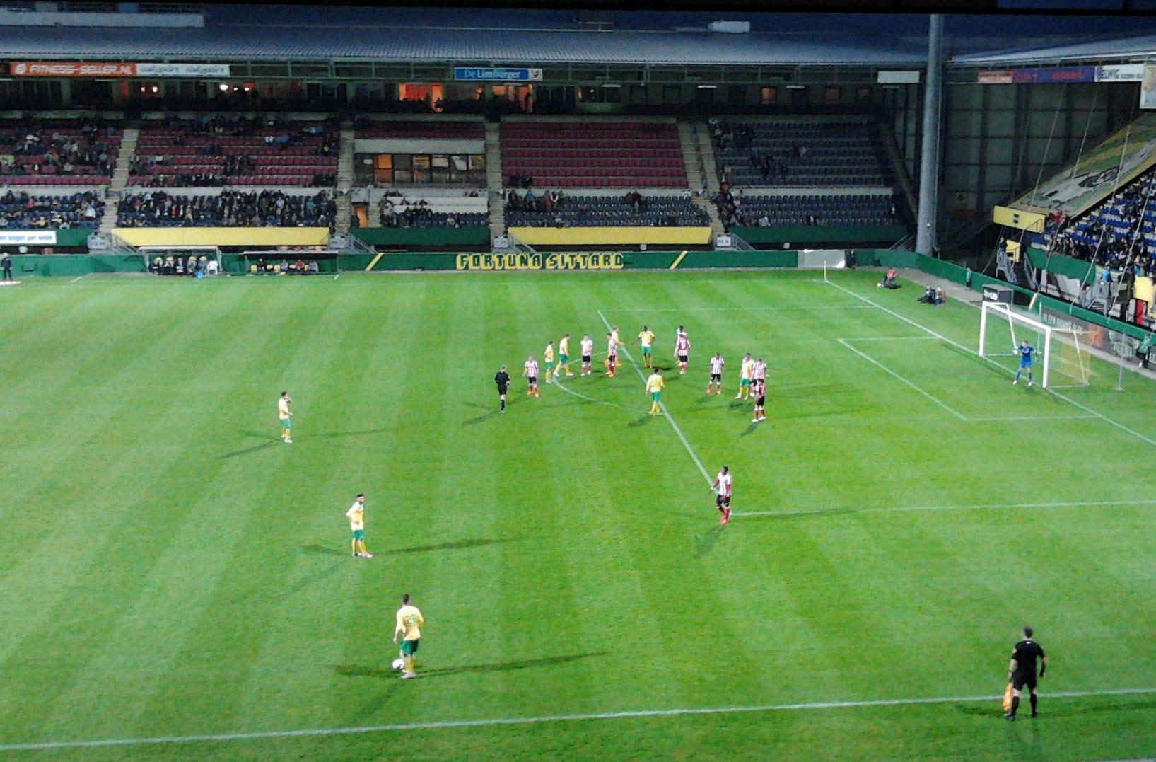 Fortuna Sittard 1 Jong PSV 3