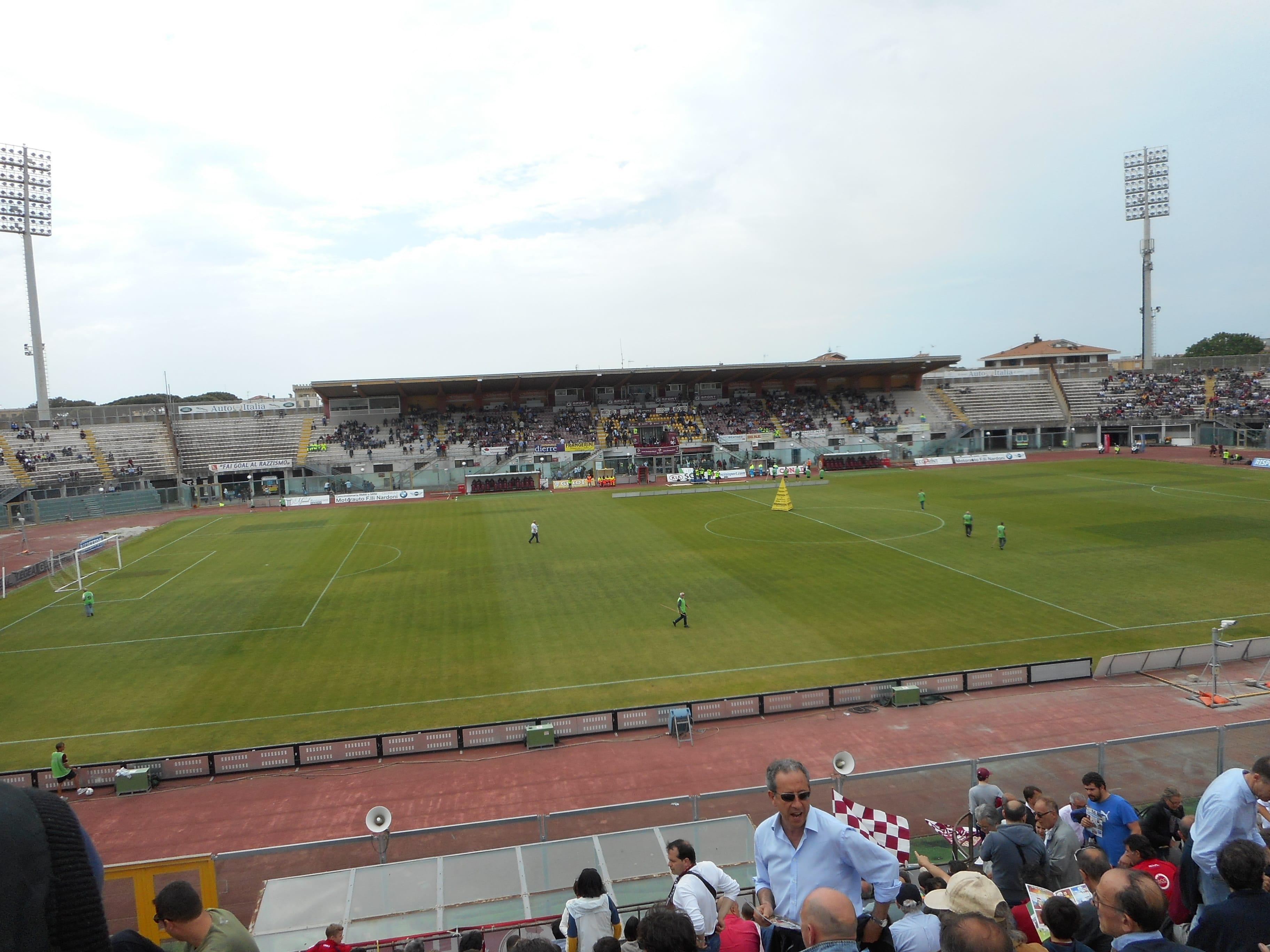 Op bezoek in de Serie B: Livorno – Vicenza