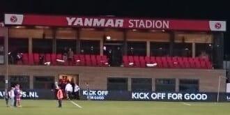Almere City FC 0 Fortuna Sittard 3