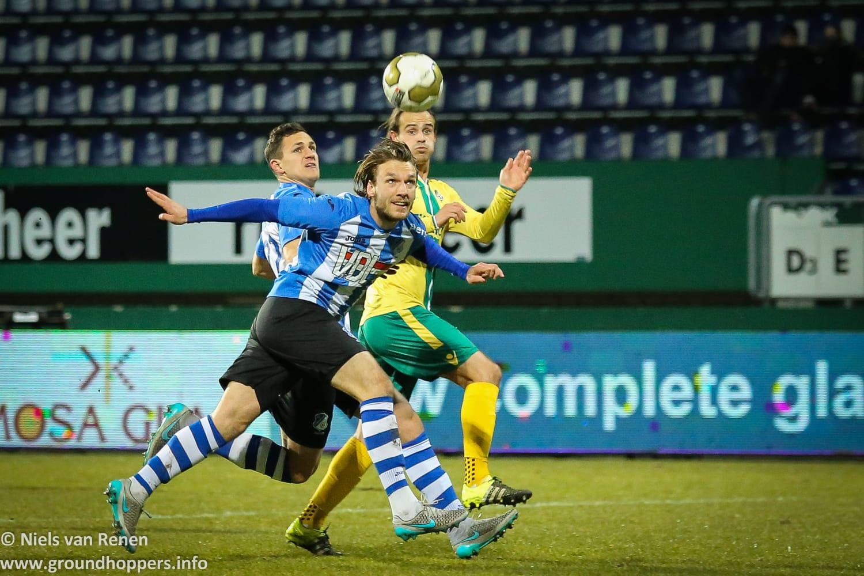 Fortuna Sittard 2 FC Eindhoven 1