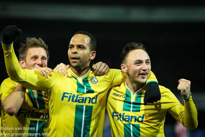 Sparta Rotterdam 1 Fortuna Sittard 1
