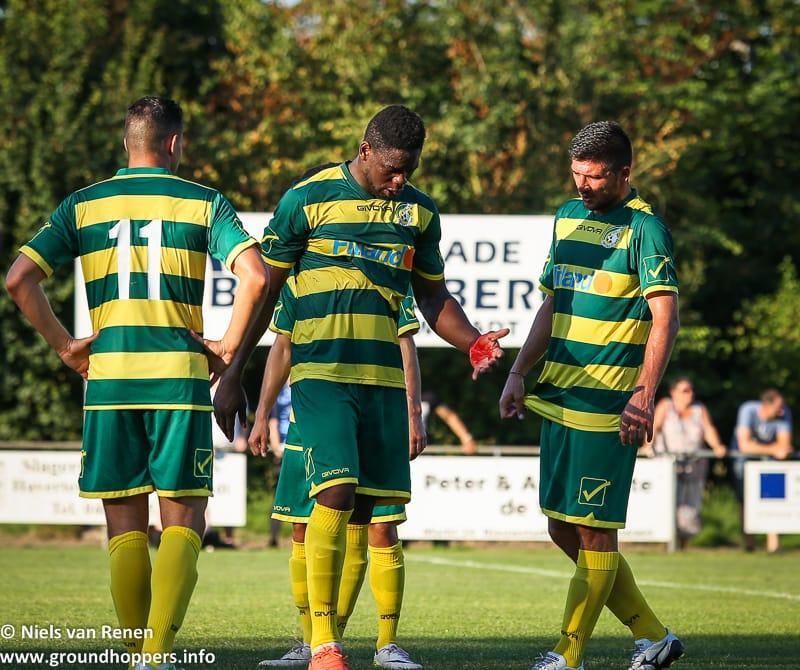 Fortuna Sittard 0 Fleetwood Town FC 0