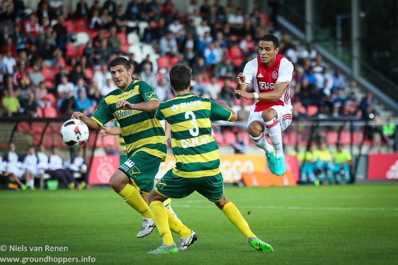 Jong Ajax 2 Fortuna Sittard 1