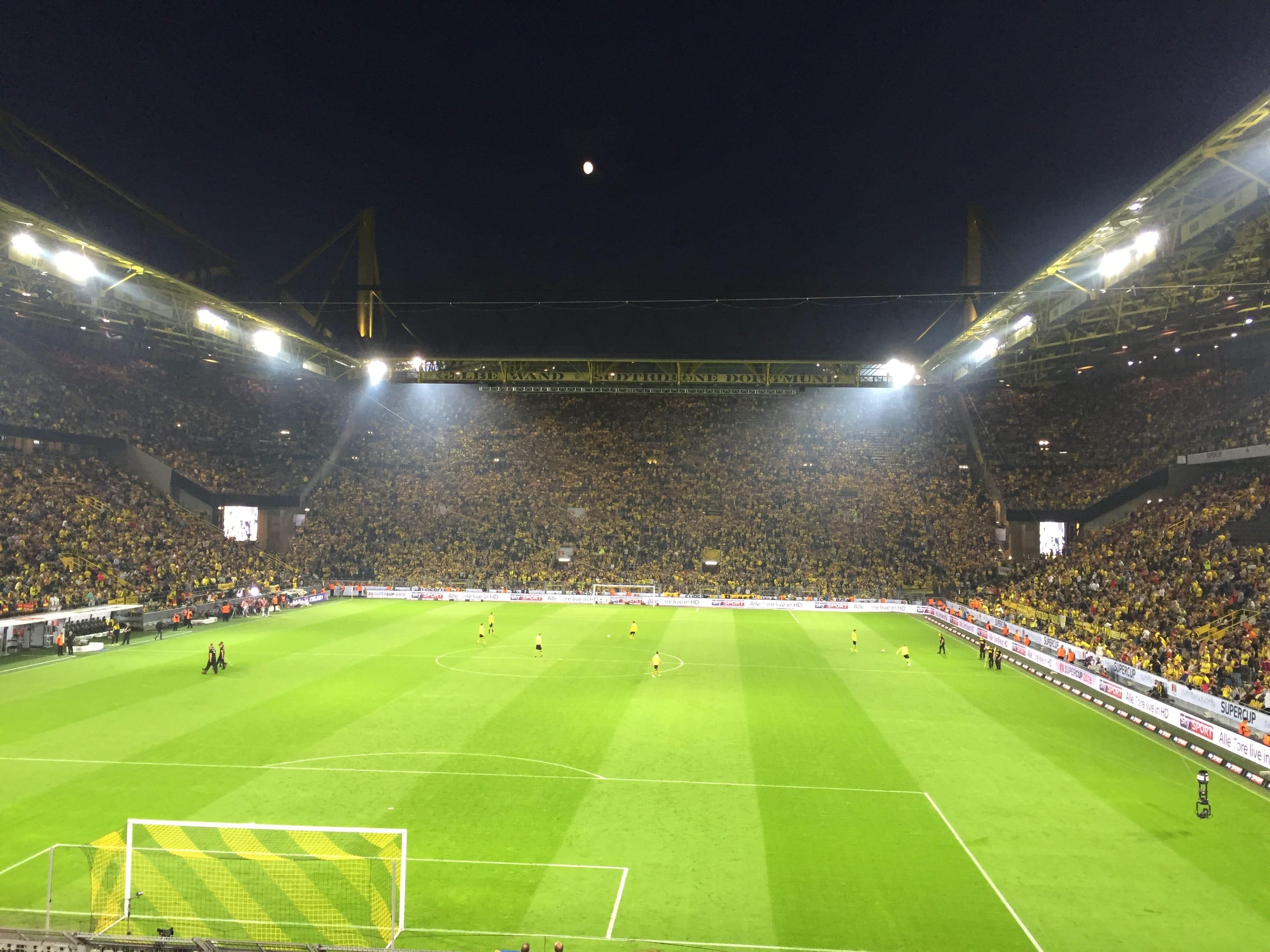 BVB 09 0 Bayern München 2