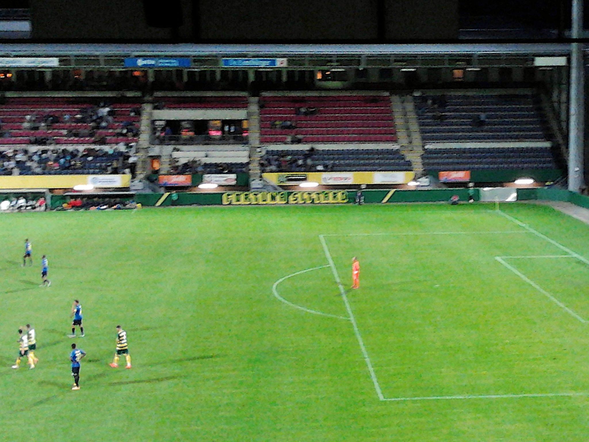 Fortuna Sittard 3 SC Cambuur 0