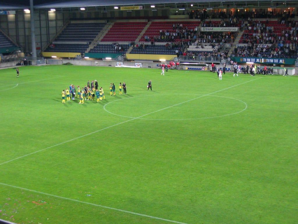 Fortuna Sittard 4 FC Emmen 1