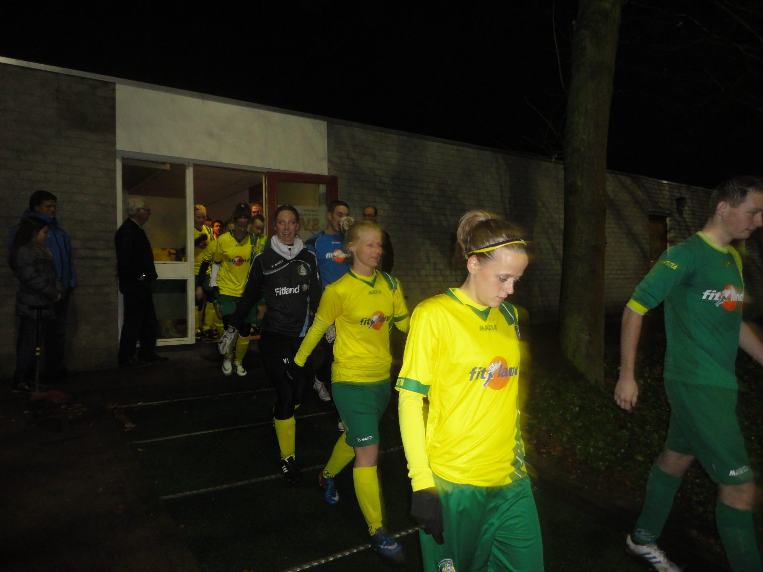 Fortuna Dames vs. Fortuna Fans