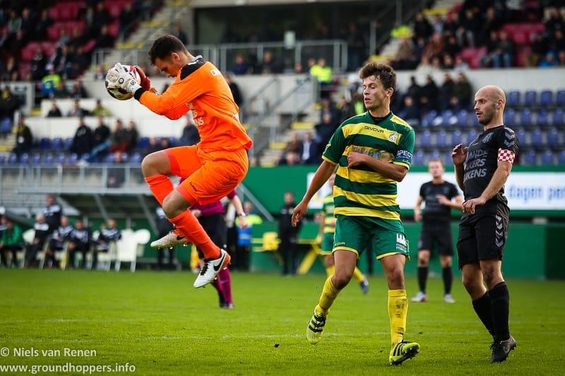Fortuna Sittard 0 RKC Waalwijk 1