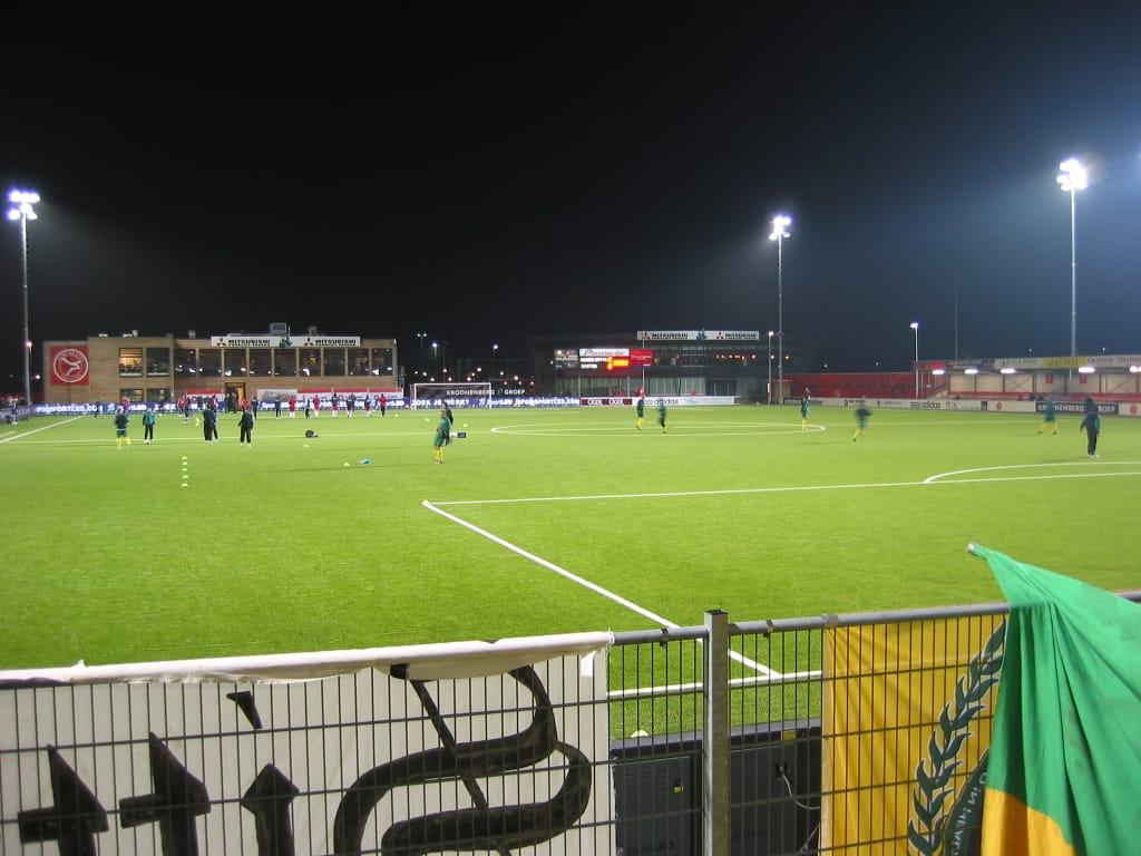 Almere City 1 Fortuna Sittard 4