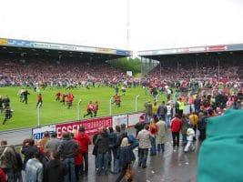 '2. Bundesliga, Essen ist dabei!'