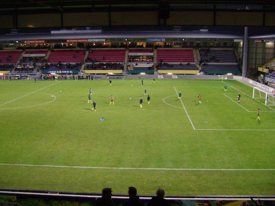 Fortuna Sittard 0 SC Cambuur 0