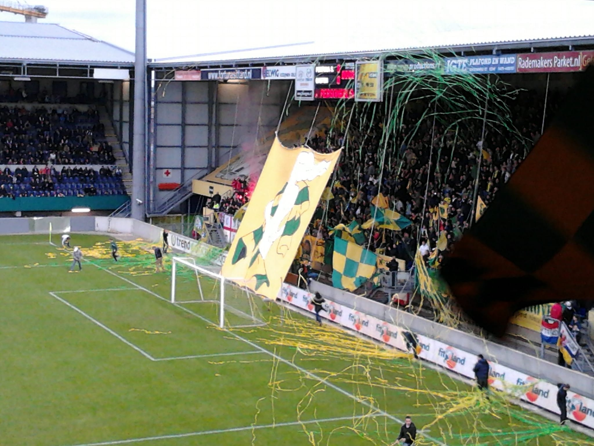 Fortuna Sittard 1 Go Ahead Eagles 1