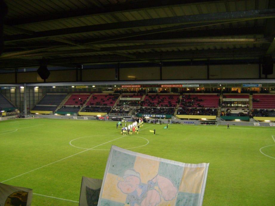 Fortuna Sittard 0 Helmond Sport 1