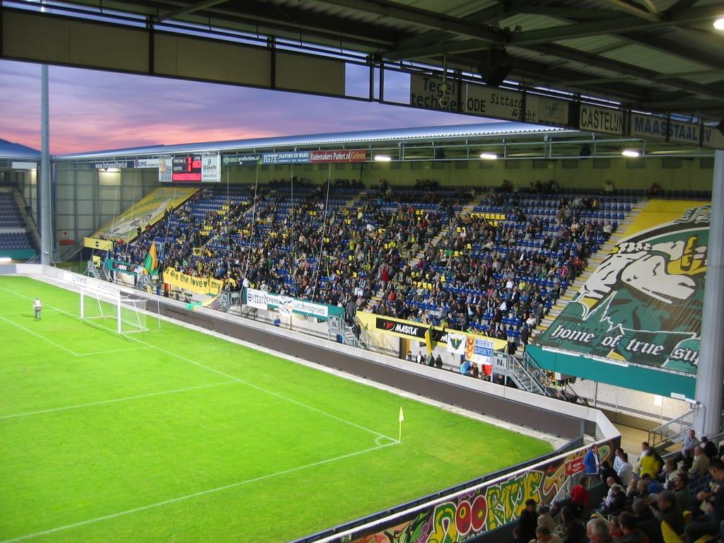 Fortuna Sittard 2 FC Oss 1