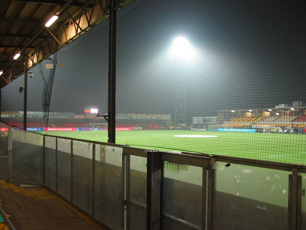 Go Ahead Eagles 2 Fortuna Sittard 1
