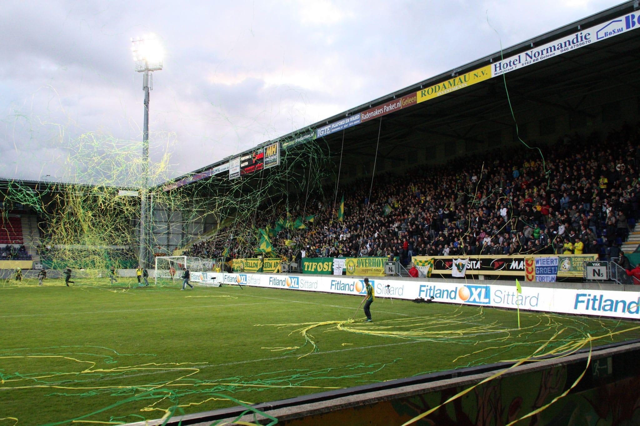 Fortuna Sittard 1 De Graafschap 3