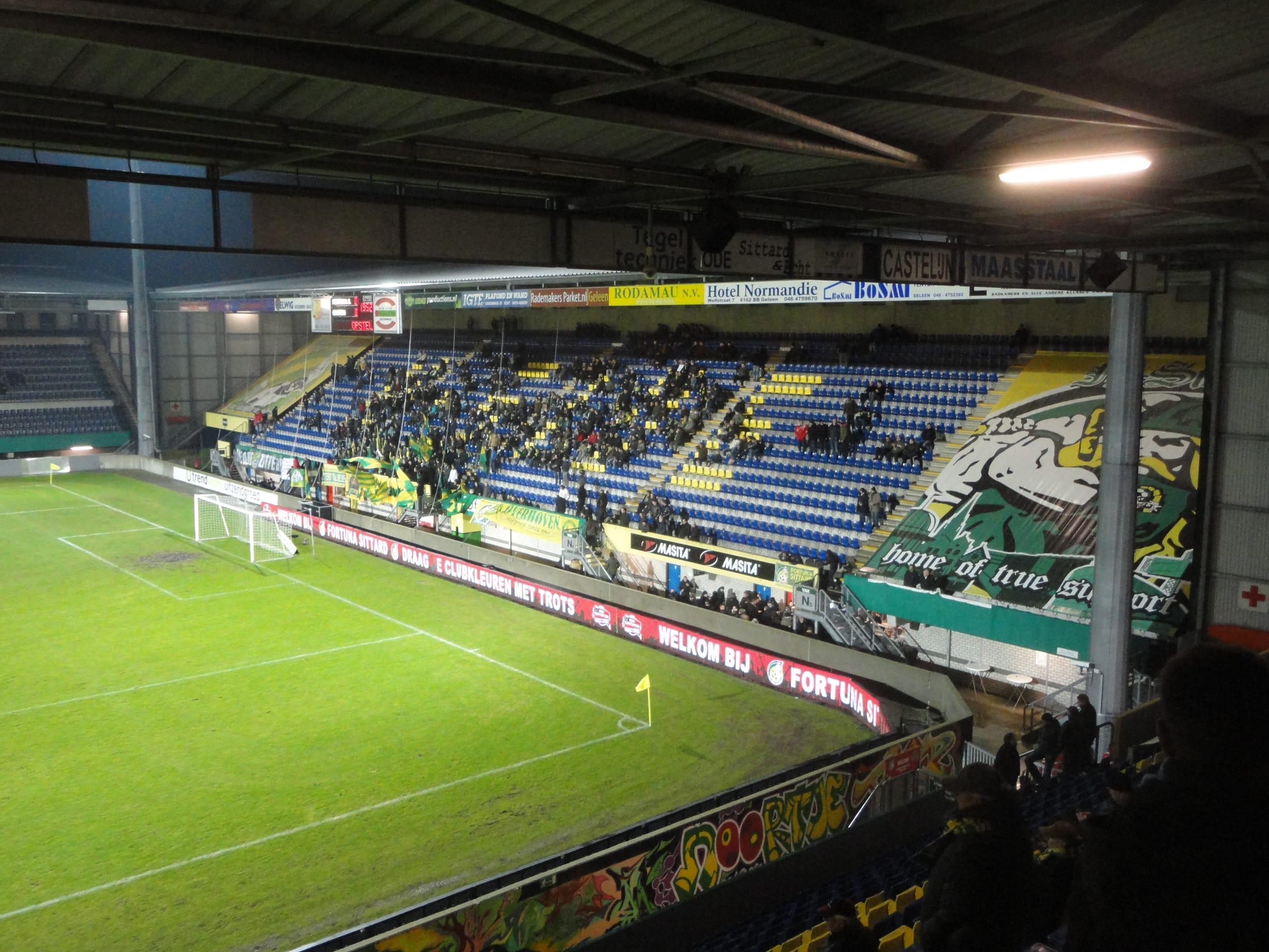 Fortuna Sittard 1 Helmond Sport 1