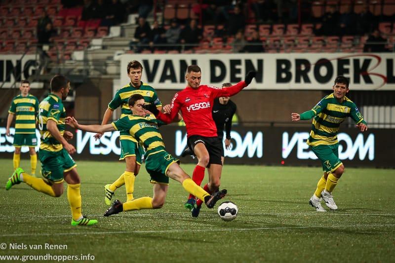 Helmond Sport 1 Fortuna Sittard 0