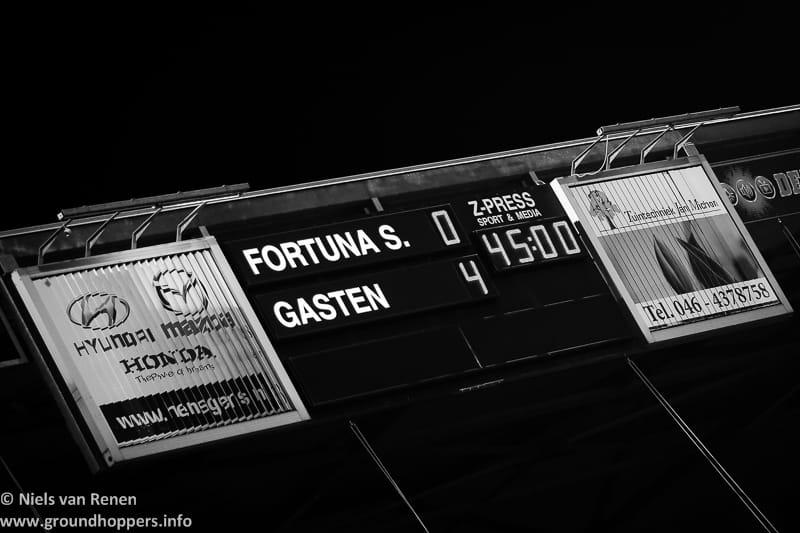 Fortuna Sittard 0 FC Den Bosch 4
