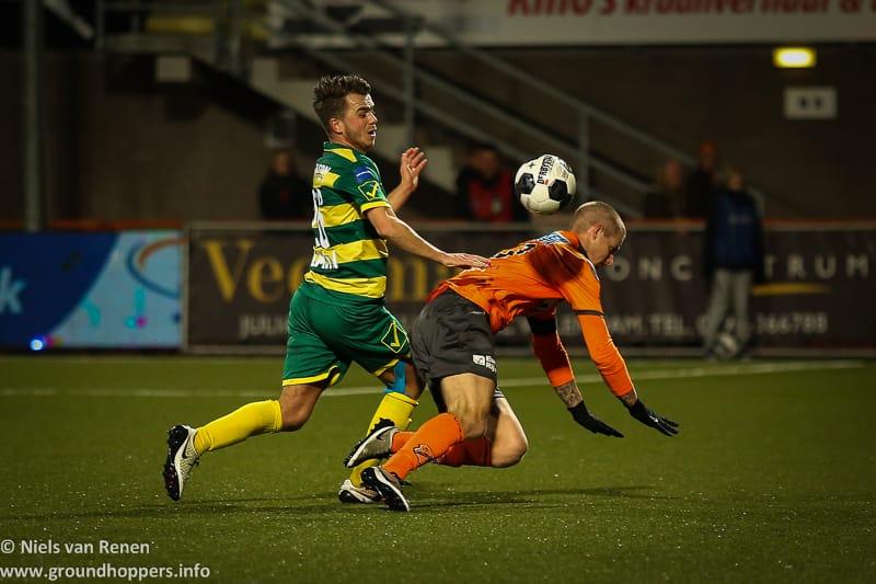 FC Volendam 3 Fortuna Sittard 0