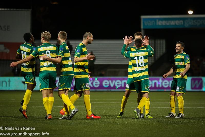 Busreis naar FC Dordrecht