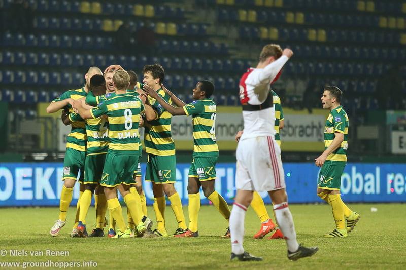 Fortuna Sittard 5 Jong Ajax 2