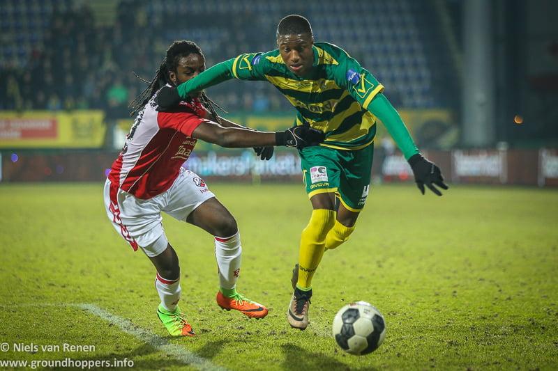 Duel tegen Jong FC Utrecht verplaatst