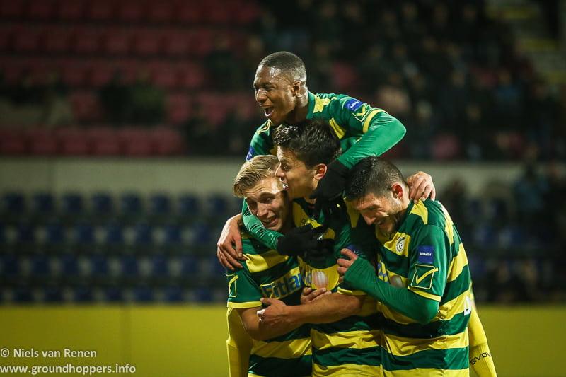 Fortuna Sittard 4 Jong FC Utrecht 1