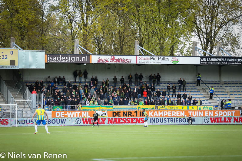 Fortuna's uitsupporters