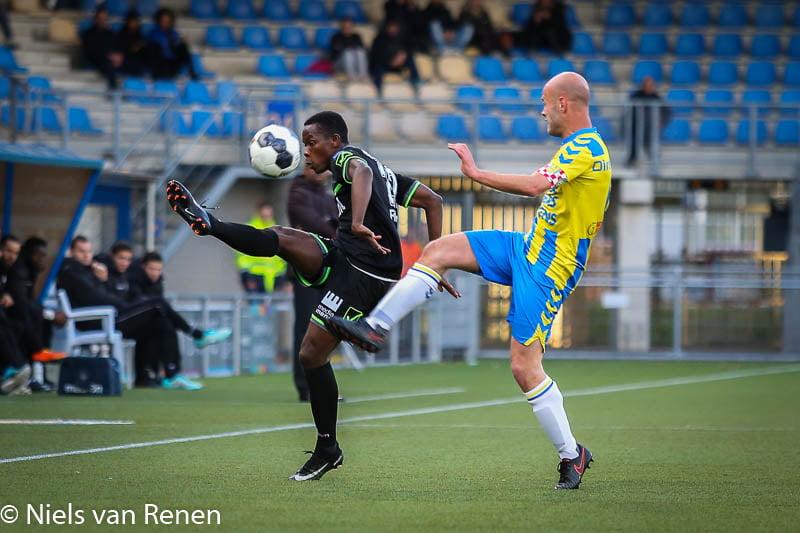 RKC Waalwijk 3 Fortuna Sittard 0