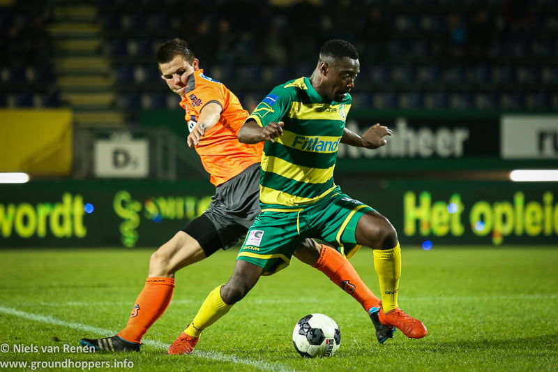 Fortuna Sittard 3 FC Volendam 0