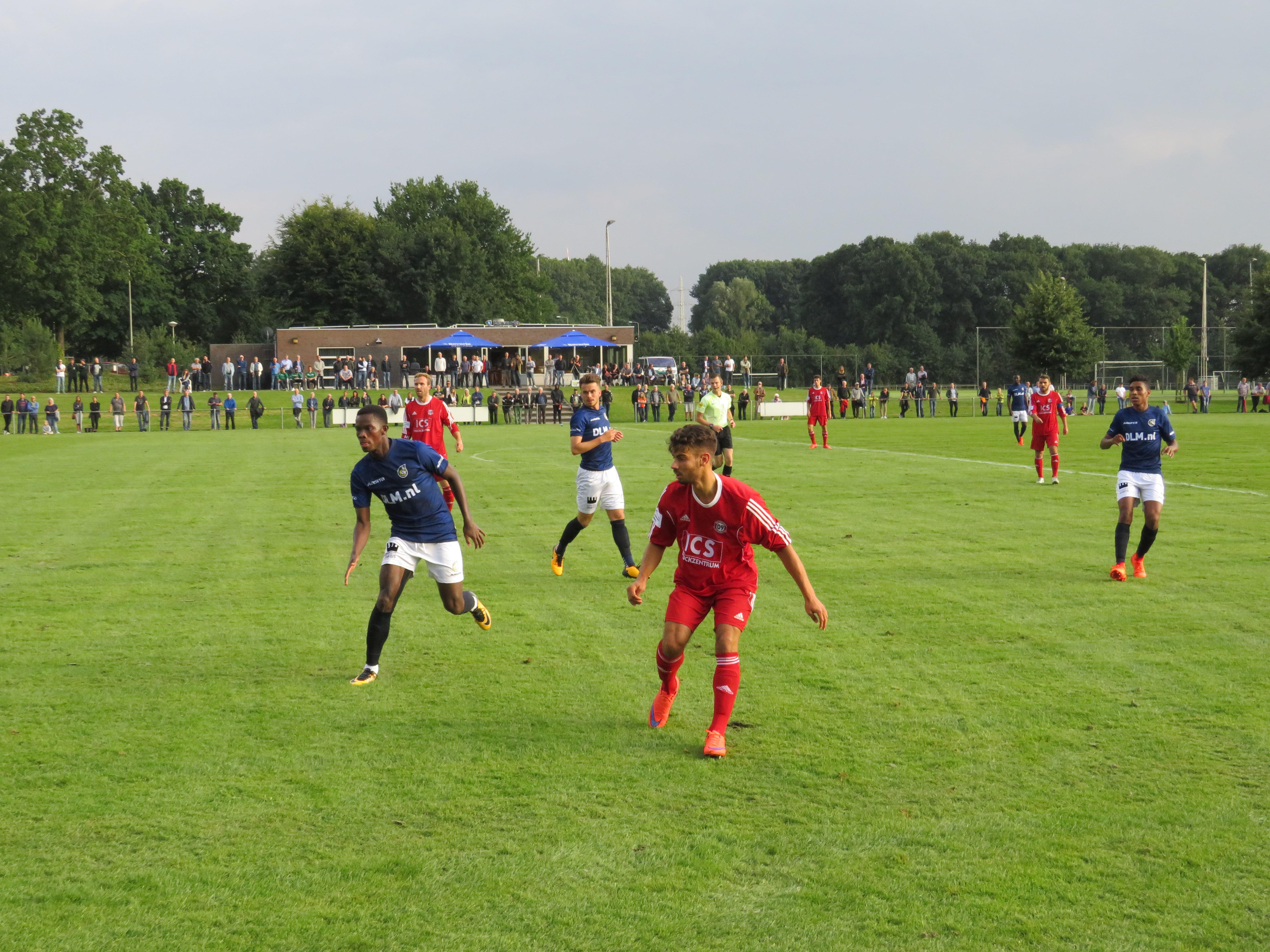 Fortuna Sittard 5 SV Bergisch Gladbach 0