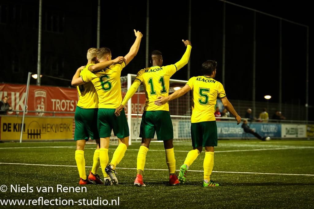VV Noordwijk 0 Fortuna Sittard 1