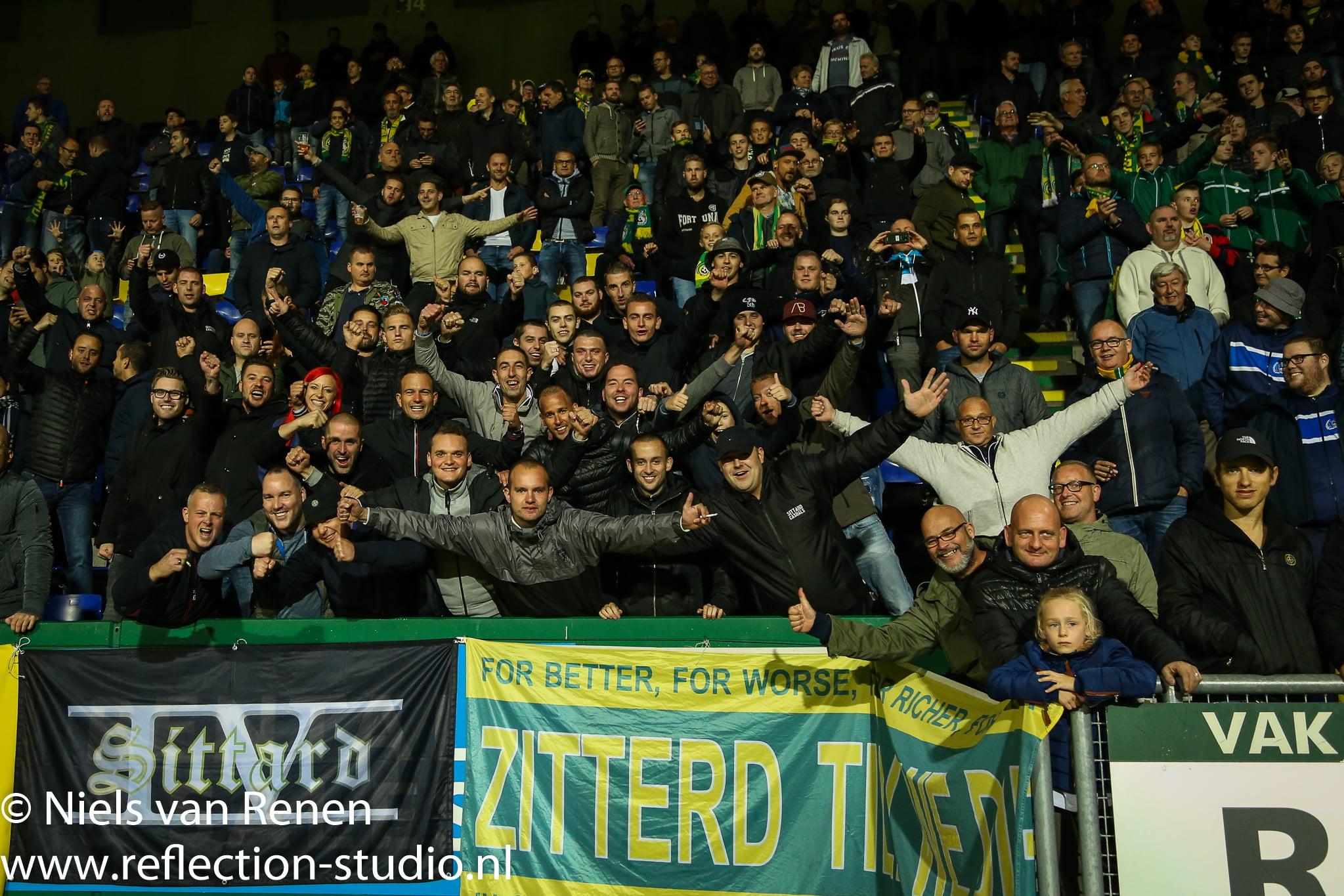 Fortuna Sittard 1 FC Volendam 0